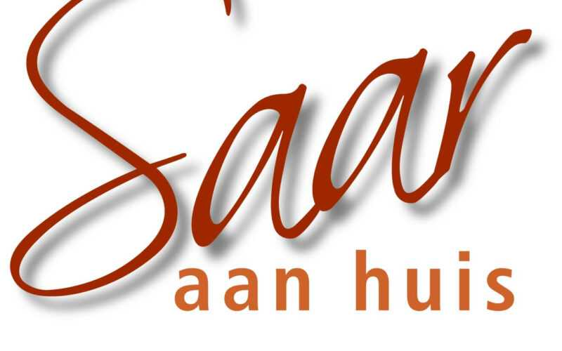 Logo Saar aan huis