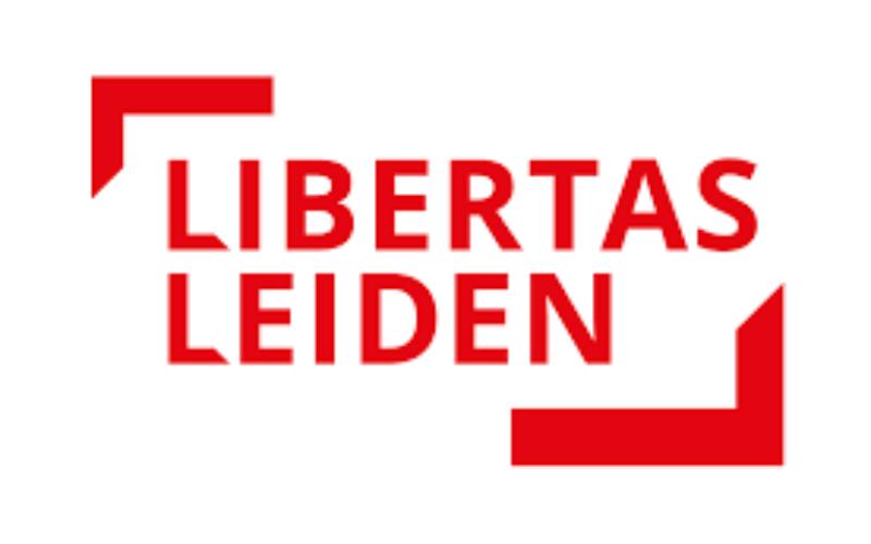 Het logo van Libertas Leiden