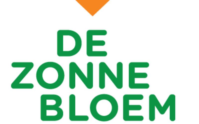 Logo van de Zonnebloem