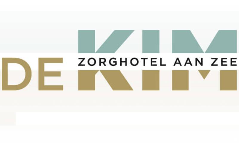 Logo Zorghotel aan de Zee, de KIM